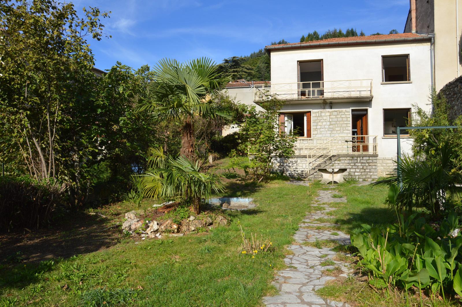 Vente maison le vigan 30120 sur le partenaire for A vente maison