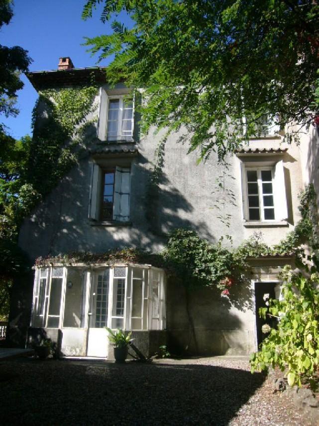Vente a le vigan dans le gard en c vennes maison avec jardin vendre - Grand garage du gard occasion ...